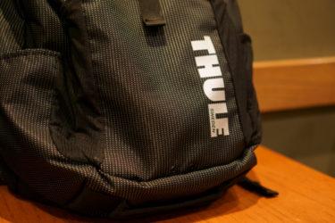 【Thule Crossover Backpack32L】使ってみたレビュー。結構良いよ。